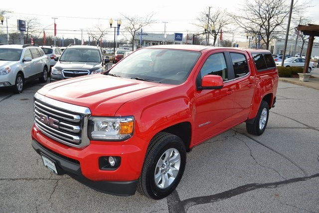Photo 2016 GMC Canyon SLE1 in Akron, OH 44312