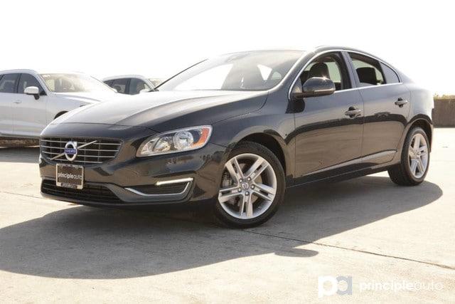 Photo Certified Pre-Owned 2014 Volvo S60 T5 Premier Sedan For Sale San Antonio, Texas