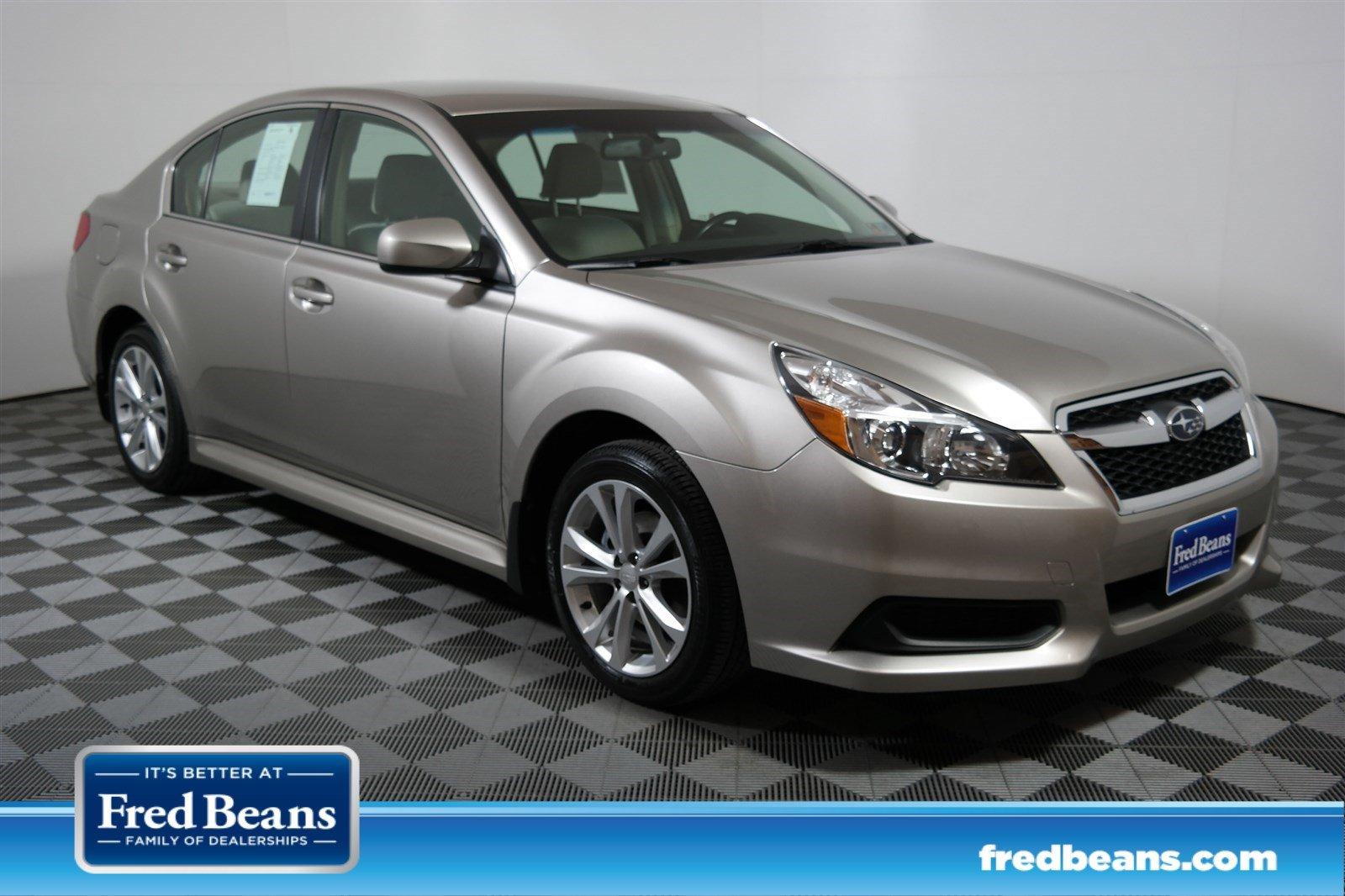 Photo Used 2014 Subaru Legacy 2.5i Premium For Sale in Doylestown PA  Serving Jenkintown, Sellersville  Feasterville  4S3BMBC63E3014280