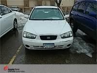 2003 Hyundai Elantra GLS Sedan I4 MPI DOHC