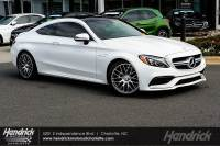 2017 Mercedes-Benz C-Class AMG C 63 Coupe in Franklin, TN