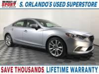 2017 Mazda 6 Touring Sedan | Orlando