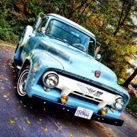 1954 Ford Pickup -F100 -CLASSIC PICK UP TRUCK - SEE VIDEO