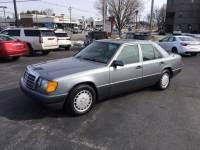 1991 Mercedes-Benz 300 D 2.5 Turbo sedan