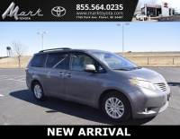 Certified Pre-Owned 2015 Toyota Sienna XLE w/Heated Leather Seats, Moonroof, Bluetooth & Minivan/Van in Plover, WI