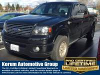 Used 2007 Ford F-150 SuperCrew Harley-Davidson Truck SuperCrew Cab V-8 cyl for Sale in Puyallup near Tacoma