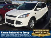 Used 2016 Ford Escape SE SUV I-4 cyl for Sale in Puyallup near Tacoma