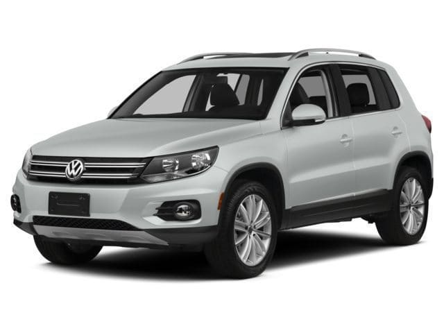 Photo Used 2015 Volkswagen Tiguan SE for Sale in West Springfield, MA