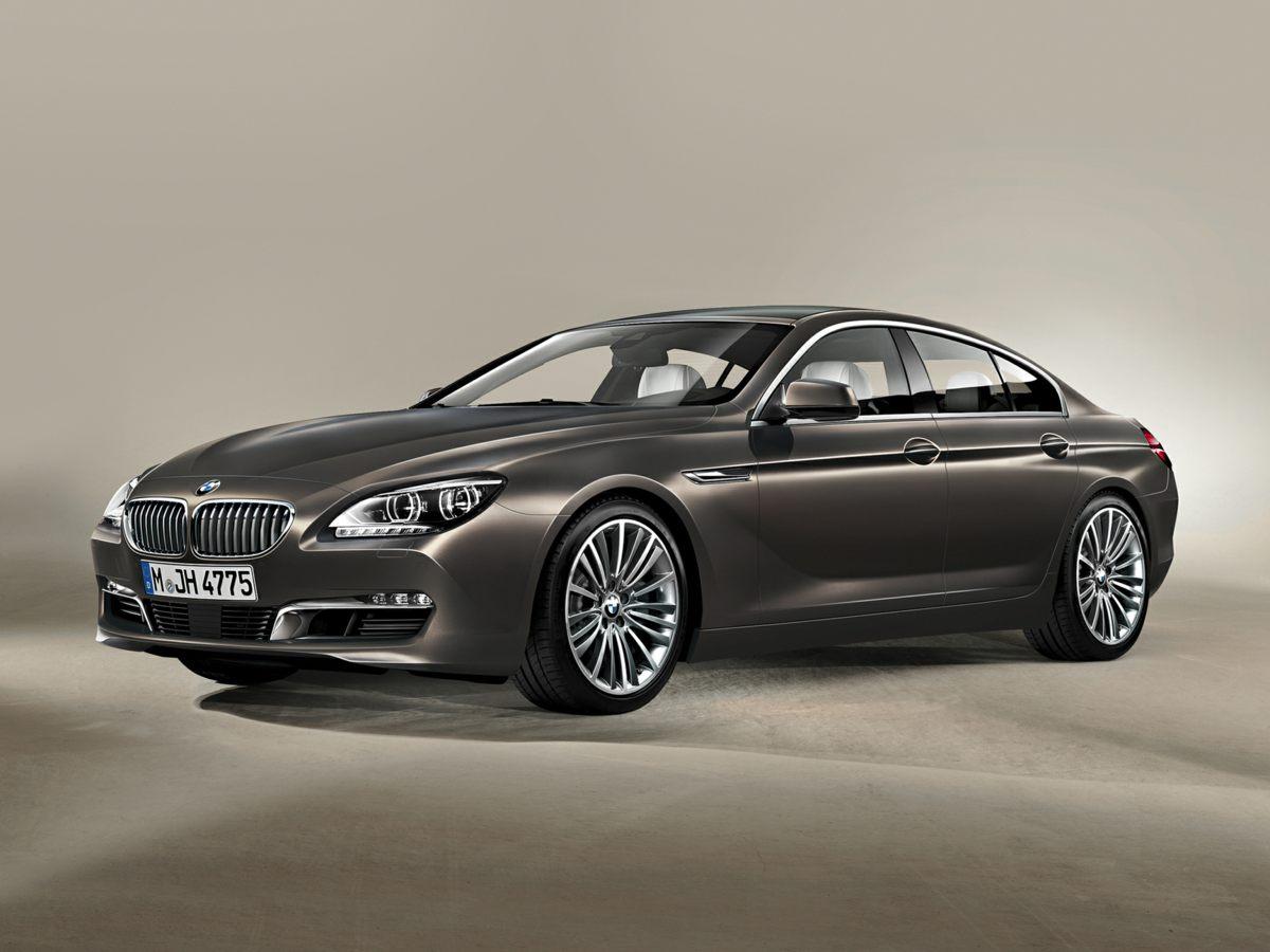 Photo 2013 BMW 6 Series 640i Gran Coupe Sedan RWD