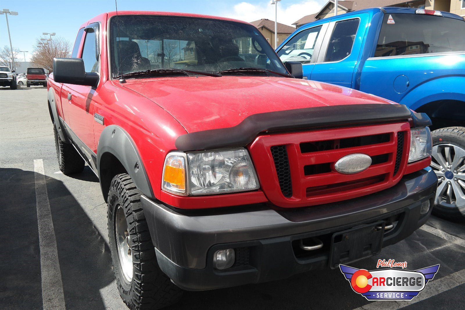 Photo Pre-Owned 2006 Ford Ranger FX4 Lvl II 4WD