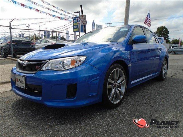 Photo Used 2014 Subaru Impreza WRX For Sale  Hempstead NY