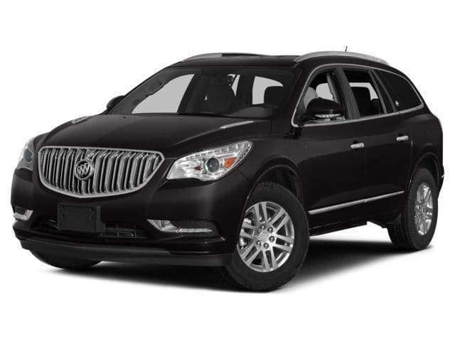 Photo 2015 Certified Used Buick Enclave SUV Leather Carbon Black For Sale Manchester NH  Nashua  StockPA5807