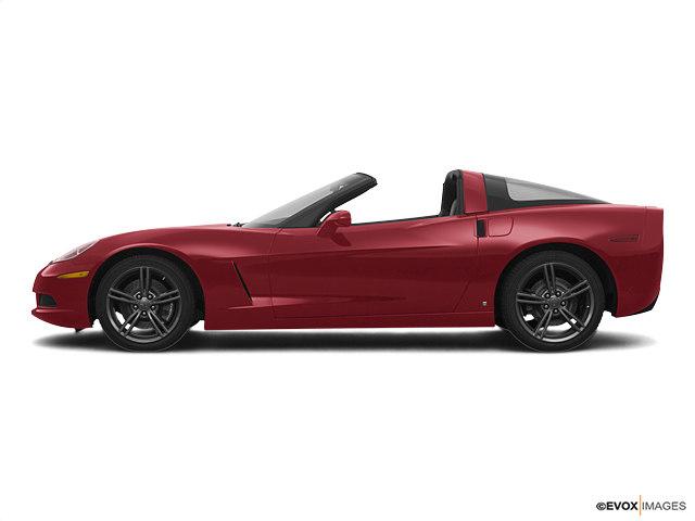 Photo 2008 Chevrolet Corvette Coupe