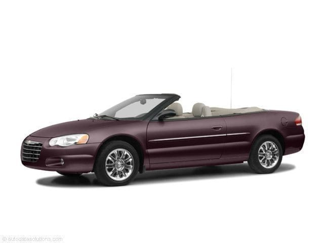 Photo 2004 Chrysler Sebring Limited Convertible For Sale In Yulee, FL