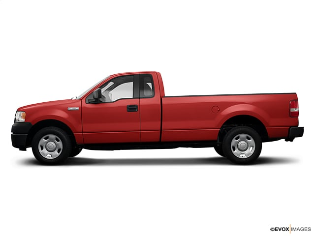 Photo Used 2008 Ford F-150 Truck Super Cab For Sale Meridian, MS
