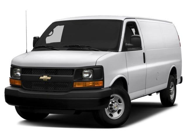 Photo Pre-Owned 2016 Chevrolet Express 2500 Work Van Van Cargo Van For Sale  Raleigh NC