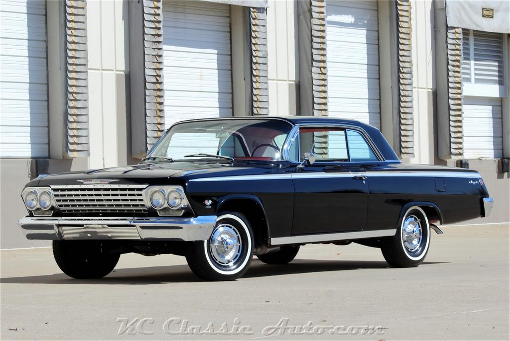 Photo 1962 Chevrolet Impala SS 409 4spd Restored