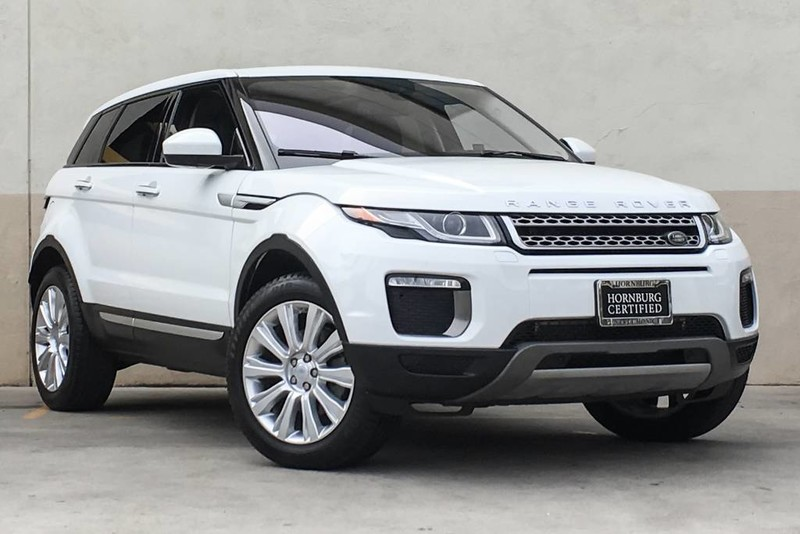 Photo Certified Pre-Owned 2016 Land Rover Range Rover Evoque HSE Four Wheel Drive SUV