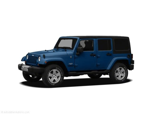 Photo 2011 Jeep Wrangler Unlimited Sport Sport Utility