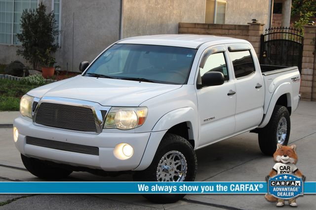 Photo 2006 Toyota TACOMA PRERUNNER DOUBLE CAB AUTOMATIC SERVICE RECORDS EXTRA CLEAN