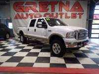 2005 Ford F-350 SD LARIAT CREW CAB 4X4 AUTO TURBO DIESEL V8 CLEAN!