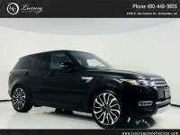 2016 Land Rover Range Rover Sport V6 HSE | 22 Autobiography Wheels | Pano Roof | Meridian Sound | 18 17 With Navigation