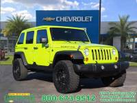 Pre-Owned 2013 Jeep Wrangler Unlimited 4x4 Rubicon 4dr SUV 4WD