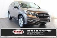 2015 Honda CR-V EX 2WD 5dr in Fort Myers