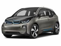 2014 Certified Used BMW i3 Sedan Andesite Silver Met w/BMW i Frozen Blue Accent For Sale Manchester NH & Nashua   Stock:PL5695B