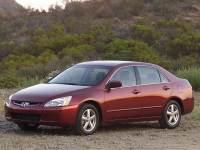Used 2003 Honda Accord 3.0 EX w/Leather Sedan V-6 cyl in Clovis, NM