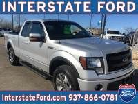 Used 2013 Ford F-150 FX4 Truck V8 FFV in Miamisburg, OH