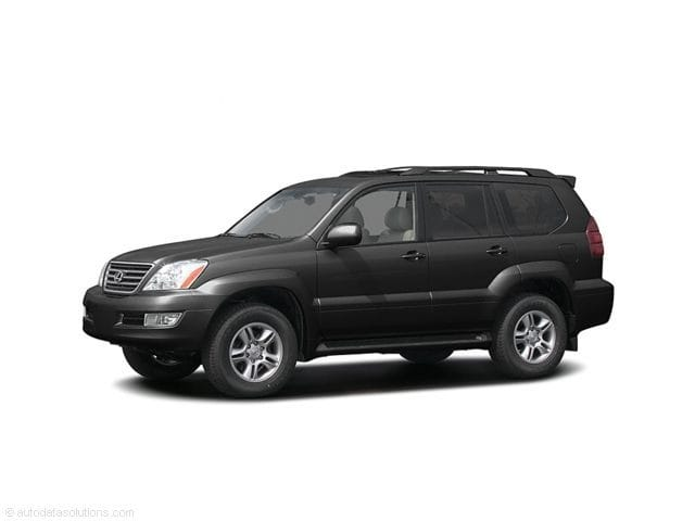 Photo Used 2005 LEXUS GX 470 SUV V8 SMPI DOHC in Red Hill, PA