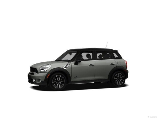 Photo 2012 MINI Cooper S Countryman ALL4 SUV For Sale In Owings Mills