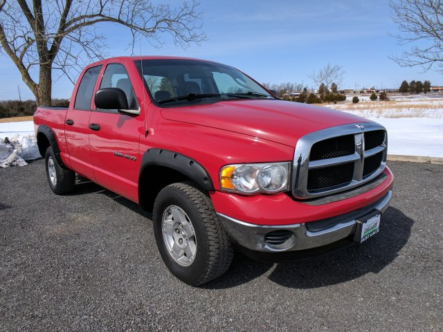 Photo 2005 Dodge Ram 1500 SLT for sale in Martinsburg WV from Fast Lane Preowned Car Sales