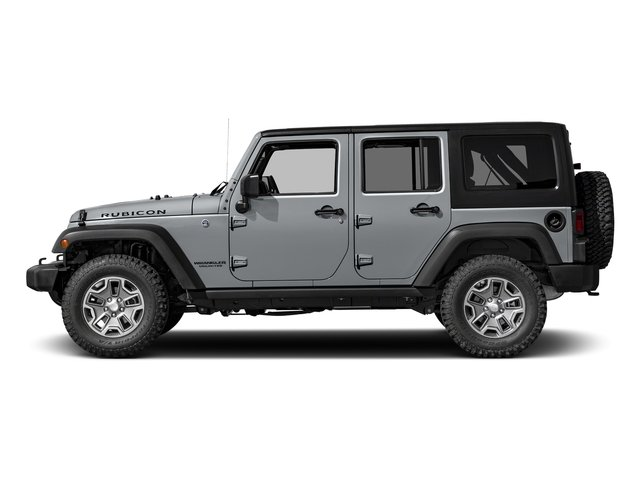 Photo Pre-Owned 2016 Jeep Wrangler Unlimited Rubicon Hard Rock 4WD