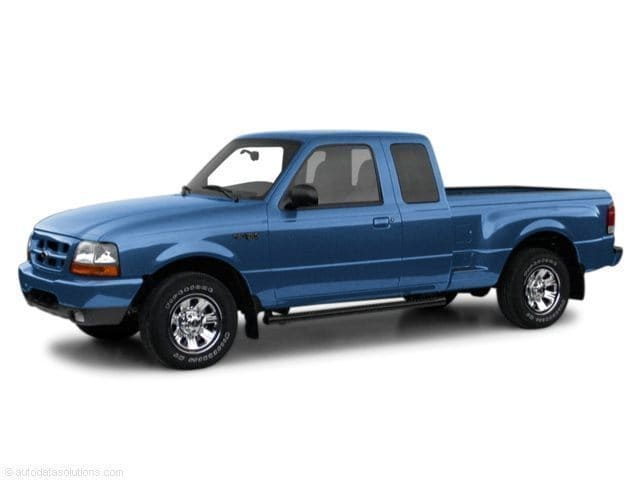 Photo Used 2000 Ford Ranger in Marysville, WA