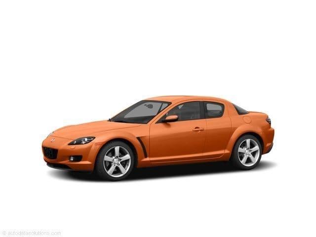 Photo Pre-Owned 2006 Mazda Mazda RX-8 6 Speed Manual Coupe in Greensboro NC