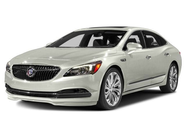 Photo Pre-Owned 2017 Buick LaCrosse Premium I Group Sedan For Sale  Raleigh NC