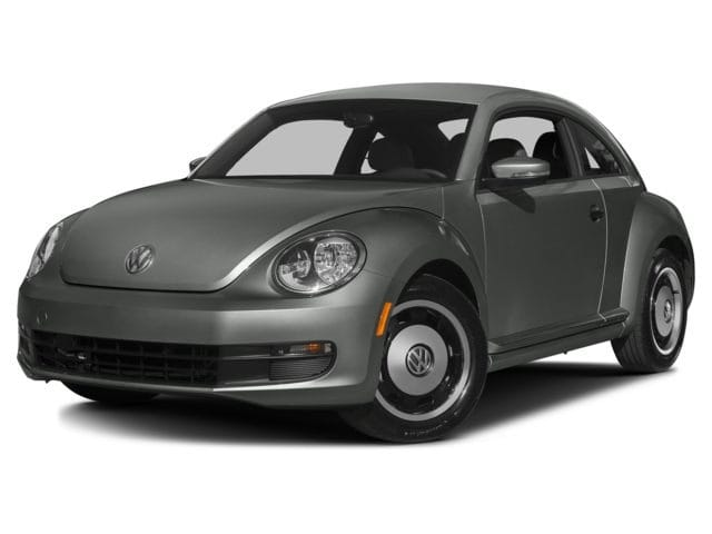 Photo Pre-Owned 2016 Volkswagen Beetle 1.8T Classic Hatchback For Sale  Raleigh NC