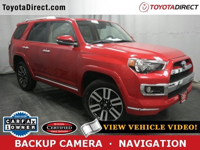 Photo 2016 Toyota 4Runner Limited SUV 4x4