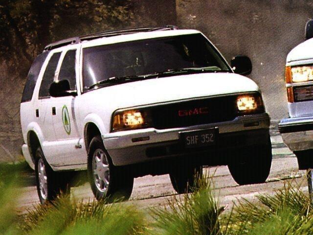 Photo 1996 GMC Jimmy SUV