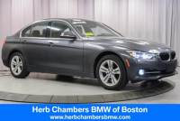 Pre-Owned 2017 BMW 330i xDrive Sedan in Boston, MA