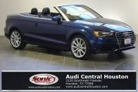 Certified Used 2015 Audi A3 1.8T Premium (S tronic) Cabriolet in Houston, TX