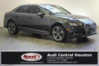 Certified Used 2018 Audi A4 2.0T ultra Premium Sedan in Houston, TX