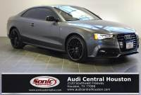Used 2016 Audi A5 2.0T Premium Coupe in Houston, TX
