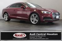 Certified Used 2018 Audi A5 2.0T Premium Plus Coupe in Houston, TX