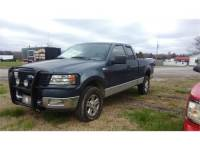 04 FORD F150 EXT CAB 4WD