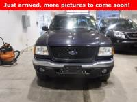 PRE-OWNED 2002 FORD RANGER XLT 4WD