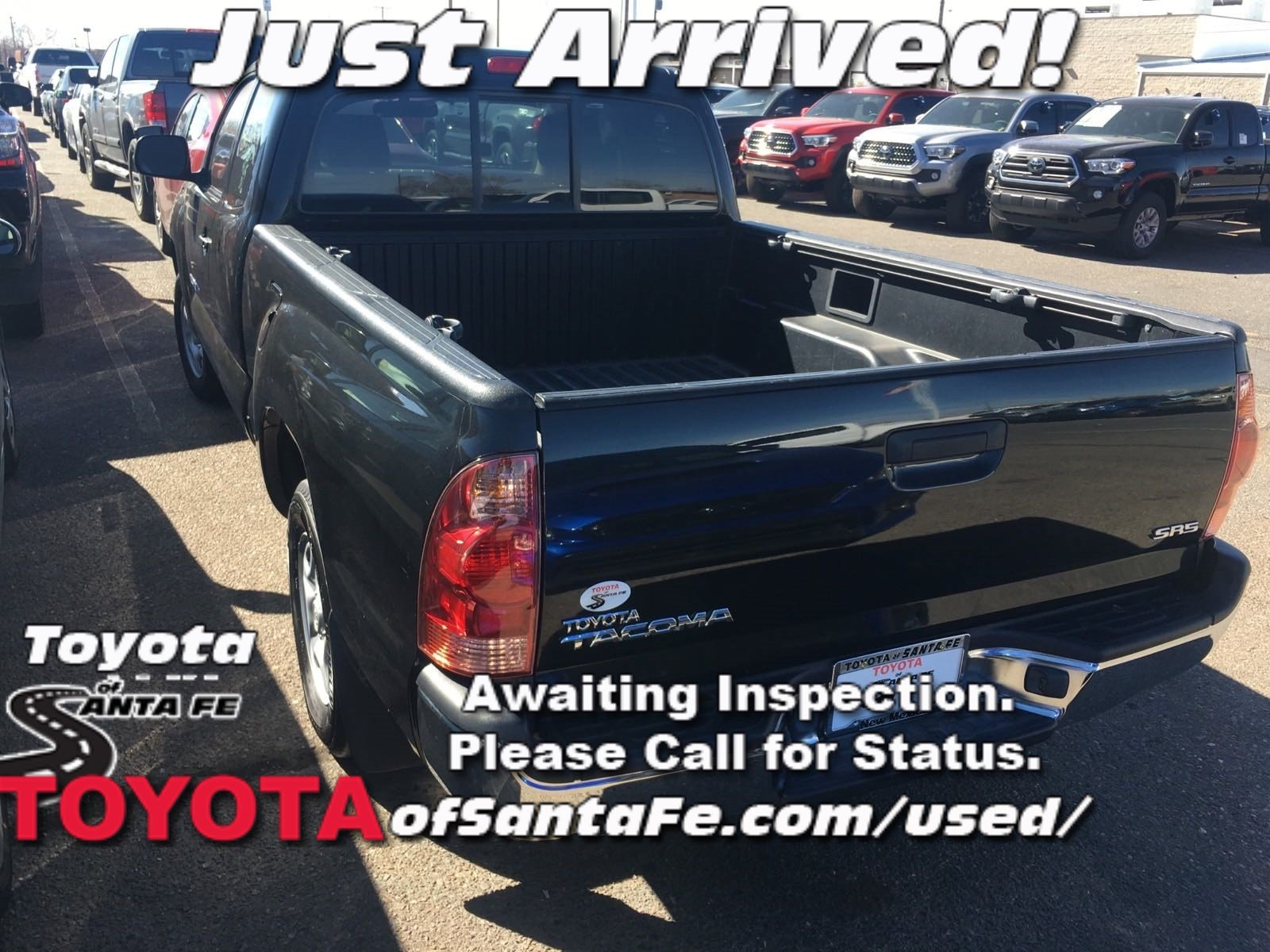 Photo Pre-Owned 2006 Toyota Tacoma RWD Access Cab Truck