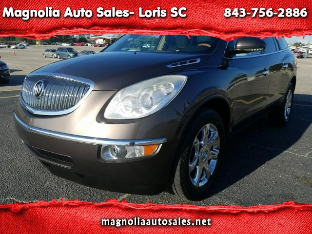 Photo 2009 Buick Enclave CXL FWD SUNROOF, LEATHER 3RD ROW SEATS